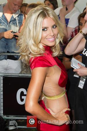 Mollie King - Glamour Women Of The Year Awards held at Berkeley Square Gardens - Arrivals - London, United Kingdom...