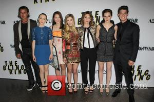 Gavin Rossdale, Taissa Farmiga, Katie Chang, Claire Julien, Emma Watson and Israel Broussard