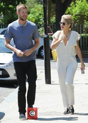 Calvin Harris and Rita Ora