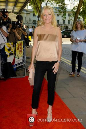 Gabby Roslin - 'Come As You Are' Premiere at Curzon Mayfair - Arrivals - London, United Kingdom - Wednesday 5th...