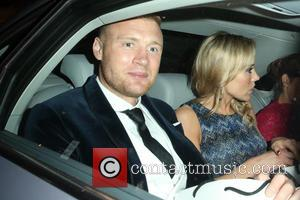 Freddie Flintoff - Glamour Women Of The Year Awards held at Berkeley Square Gardens - Departures - London, United Kingdom...