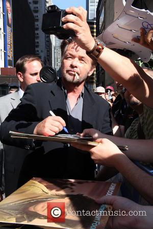John Mellencamp - Celebrities outside the Ed Sullivan Theater for 'The Late Show with David Letterman' - NY, NY, United...