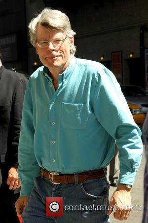 Stephen king - Letterman Celebs