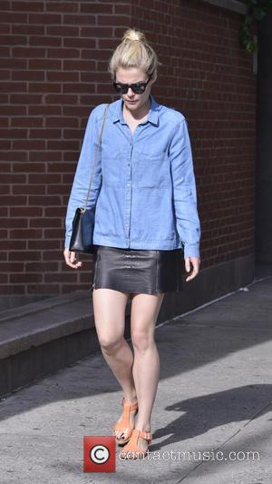 Rachael Taylor - Rachael Taylor seen out and about in the West Village - New York City, NY, United States...