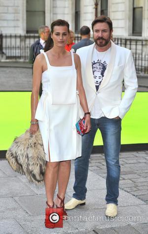 Yasmin Le Bon and Simon Le Bon