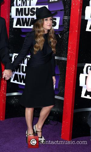 Lisa Marie Presley - 2013 CMT Music awards at the Bridgestone Arena - Arrivals - Nashville, TN, United States -...