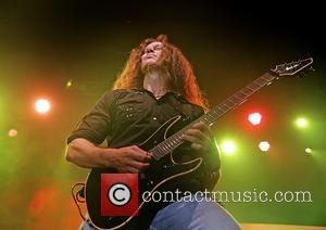 Megadeth Forced To Axe Tel Aviv Gig After All