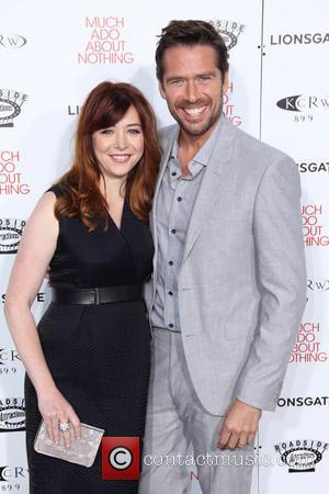 Alyson Hannigan, Academy Of Motion Pictures And Sciences, Alexis Denisof