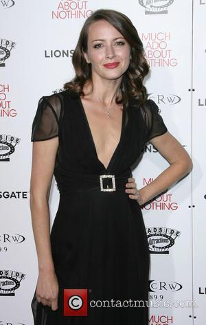 Amy Acker - Los Angeles Premiere Screening of 'Much Ado About Nothing' held at at Oscars Outdoors at Academy Hollywood...