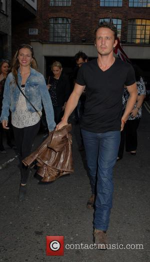 David Lyons - Revolution cast out and about in Soho - London, United Kingdom - Wednesday 5th June 2013