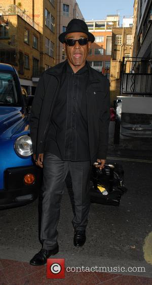 Giancarlo Esposito - Revolution cast out and about in Soho - London, United Kingdom - Wednesday 5th June 2013