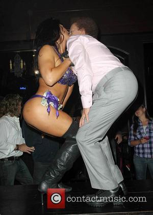 Richard Simmons and Vanessa Dancer