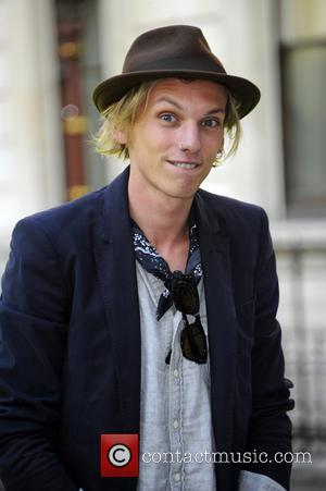 Jamie Campbell Bower - Royal Academy Summer Exhibition 2013