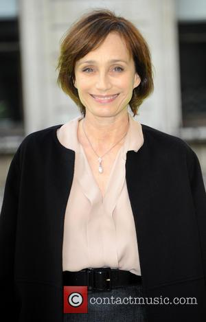 Kristin Scott Thomas - Royal Academy Summer Exhibition 2013 - VIP preview/party held at the Royal Academy of Arts -...