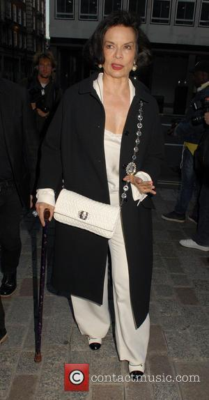 Bianca Jagger - Celebrities attend Royal Academy Summer Exhibition 2013 VIP preview/party at Royal Academy of Arts - London, United...