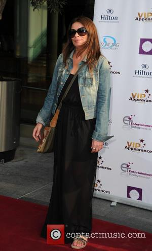 Alison King - VIP Appearances Launch at the Hilton Hotel Manchester - Manchester, United Kingdom - Wednesday 5th June 2013