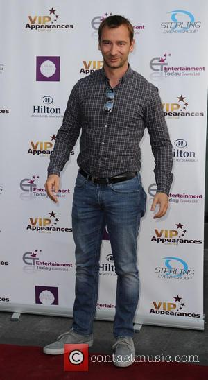 Charlie Condou - VIP Appearances Launch at the Hilton Hotel Manchester - Manchester, United Kingdom - Wednesday 5th June 2013