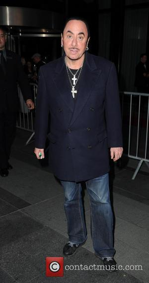 David Gest - VIP Appearances Launch at the Hilton Hotel Manchester - Manchester, United Kingdom - Wednesday 5th June 2013