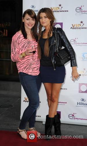Kate ford and Charlie webb - VIP Appearances Launch at the Hilton Hotel Manchester - Manchester, United Kingdom - Wednesday...