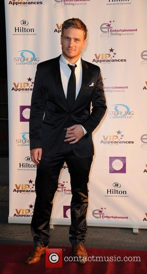 Matthew Wolfenden - VIP Appearances Launch at the Hilton Hotel Manchester - Manchester, United Kingdom - Wednesday 5th June 2013