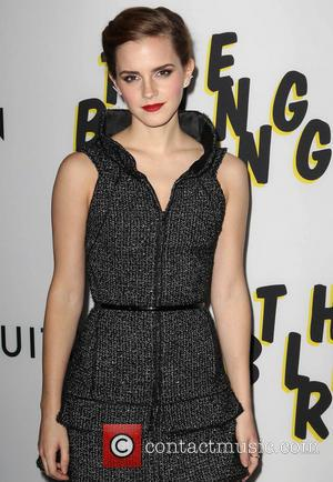 Emma Watson - Los Angeles premiere of A24's 'The Bling...