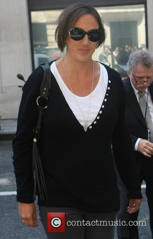 Miranda Hart Offering Reward For Stolen Laptop