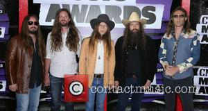 Blackberry Smoke Donate Funds To Children's Cancer Centre