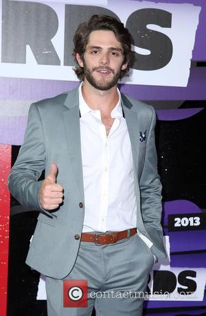 Thomas Rhett - 2013 CMT Music awards at the Bridgestone Arena - Arrivals - Nashville, TN, United States - Thursday...