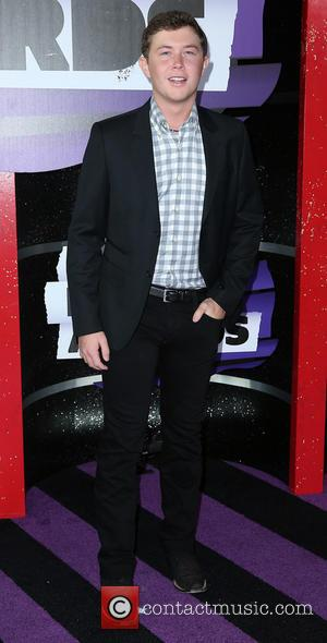 Scotty McCreery - 2013 CMT Music awards at the Bridgestone Arena - Arrivals - Nashville, TN, United States - Thursday...