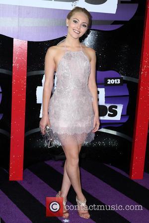 AnnaSophia Robb - 2013 CMT Music awards at the Bridgestone Arena - Arrivals - Nashville, TN, United States - Thursday...