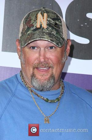 Larry the Cable Guy - 2013 CMT Music awards at the Bridgestone...