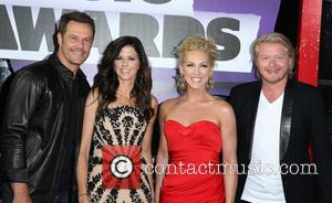 Little Big Town - 2013 CMT Music awards at the Bridgestone...