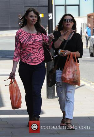 Kate Ford and Alison King