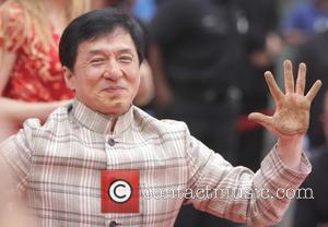 Jackie Chan Leaves His Mark In Hollywood - Again