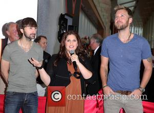 Lady Antebellum, Hillary Scott, Charles Kelley and Dave Haywood