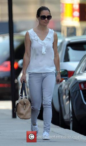 Pippa Middleton - Pippa Middleton out and about in West London - London , United Kingdom - Thursday 6th June...