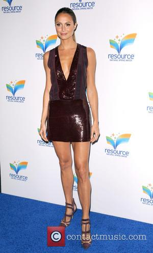 Stacy Keibler - Launch of