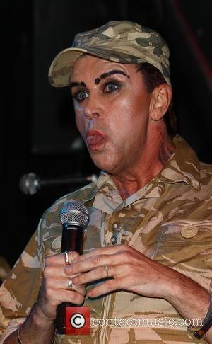 Visage Star Steve Strange Taking Control Of New Rock Supergroup