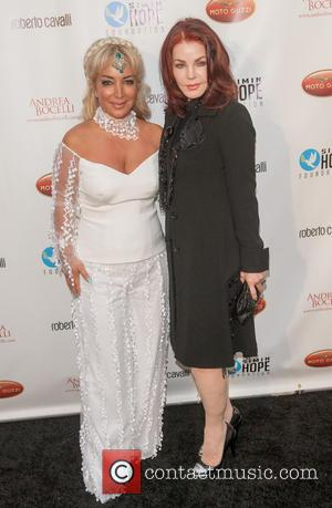 Simin Hashemizadeh and Priscilla Presley - Simin Hope Foundation Presents