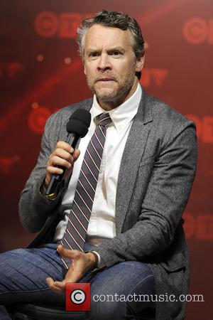 Tate Donovan - CTV Upfront 2013 press conference at Bell Media's 299 Queen Street West headquarter. - Toronto, Canada -...