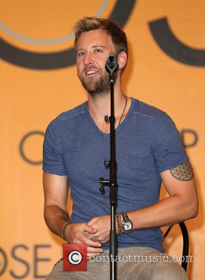 Charles Kelley - Lady Antebellum performs and answers audience questions from the CMA Close-Up stage on day 1 of the...