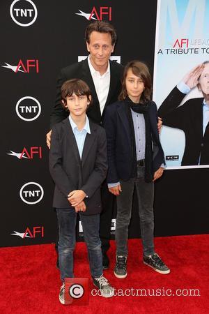 Steven Weber, Alfie Weber and Jack Weber
