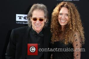 Richard Lewis and Joyce Lapinsky - 41st AFI Life Achievement Award honoring Mel Brooks at Dolby Theatre - Los Angeles,...