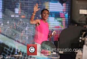 Robin Roberts - Good Morning America's 2013 Summer Concert Series at ABC studios - New York City, New York, United...
