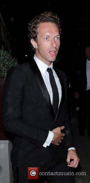 Chris Martin - Celebrities leave Loulou's private members club - London, United Kingdom - Friday 7th June 2013