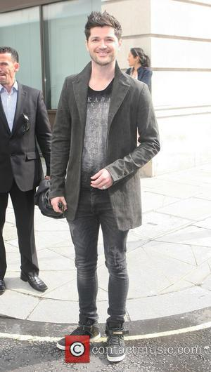 Danny O'Donoghue - Celebrities at the BBC Radio 1 studios - London, United Kingdom - Friday 7th June 2013