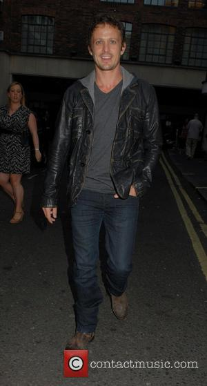 David Lyons - Revolution cast out and about in Soho - London, Soho, United Kingdom - Friday 7th June 2013