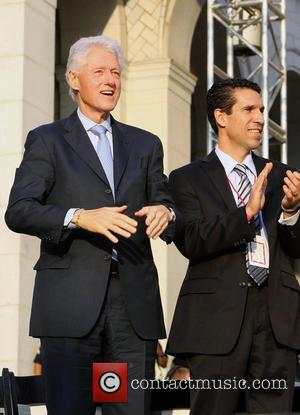 President Bill Clinton - The Ultimate LA Block Party hosted by President Bill Clinton at Celebrate LA! - Los Angeles,...