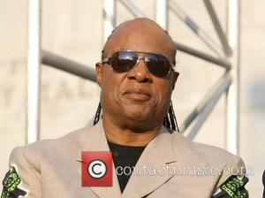Stevie Wonder - The Ultimate LA Block Party hosted by President Bill Clinton at Celebrate LA! - Los Angeles, California,...