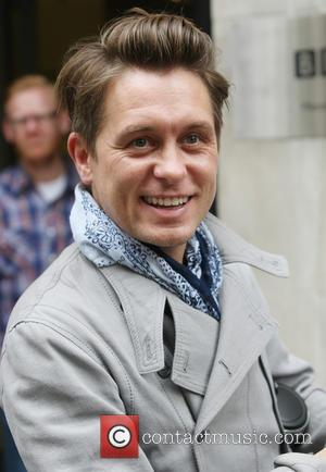 Mark Owen - Mark Owen outside the BBC Radio 2 studios - London, United Kingdom - Friday 7th June 2013